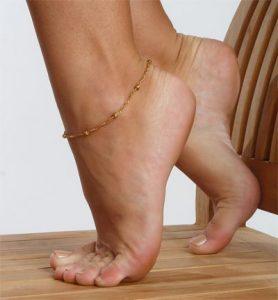 cavigliera gioiello