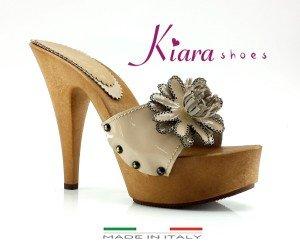 Kiara Shoes, zoccoli di qualità tutta Italiana a prezzi accessibili