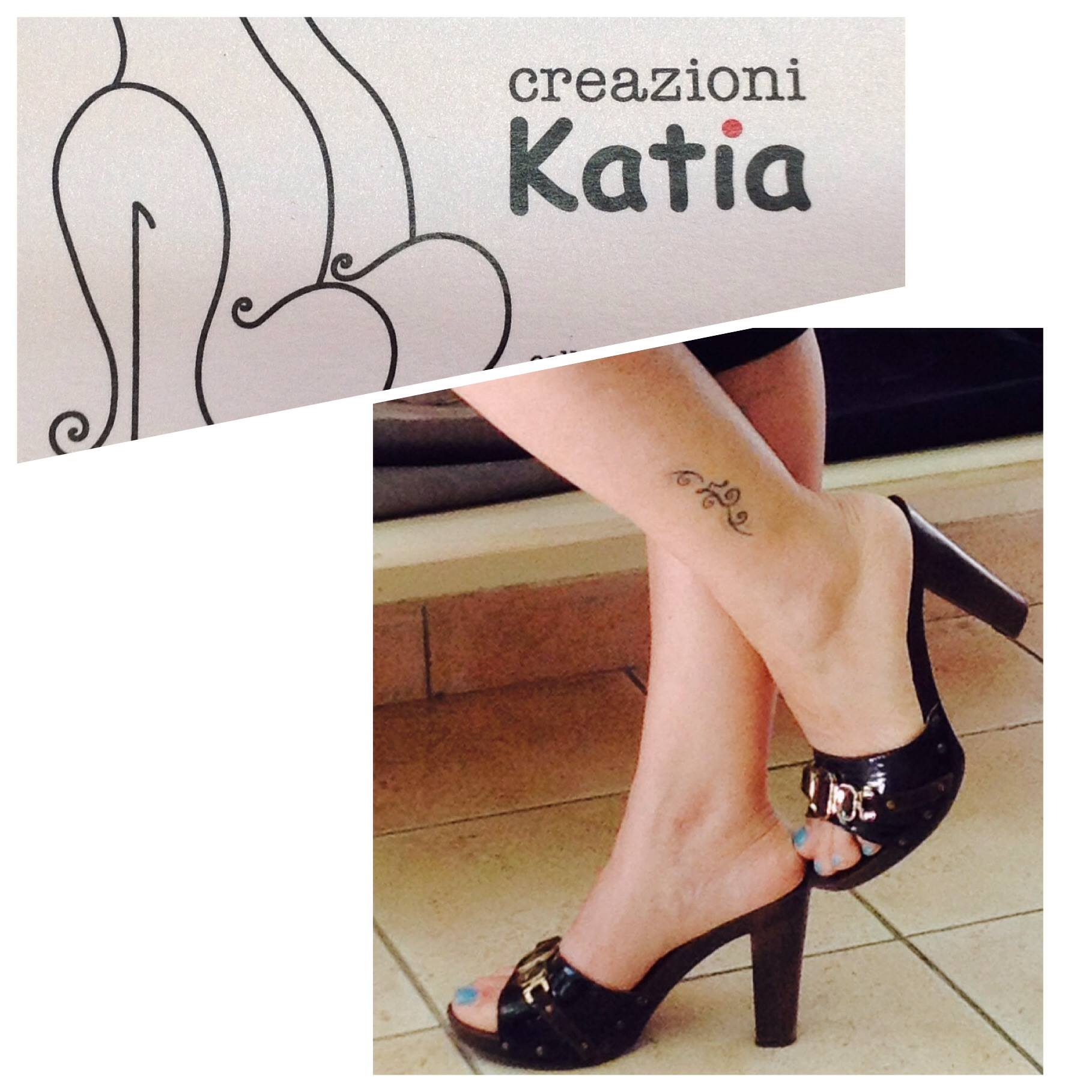 zoccoletti su misura di Katia creazioni