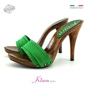 zoccoli verdi
