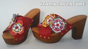 Zoccoli prodotti da Italiacalzature