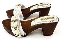heels mules