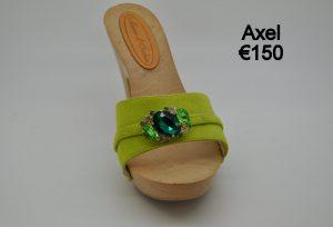 Gli zoccoli artigianali di Mario d'Ischia