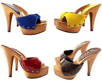 Zoccoli 2019 da Kiara Shoes