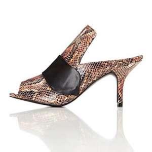 sandali con tacco a spillo