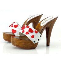 zoccoli san valentino tacco 13 kiara shoes