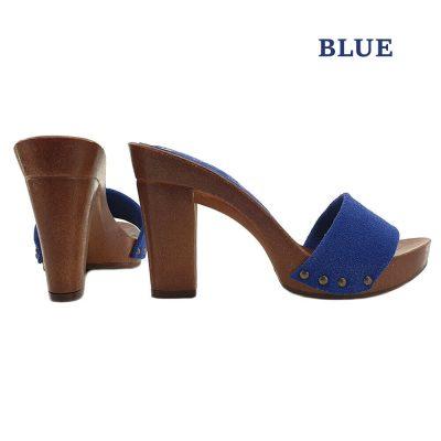 sandali alti e stabili