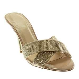 sandali aperti beige