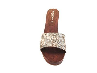 sandali mare con tacco comodo