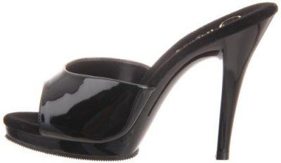 sandali con tallone e caviglie scoperte