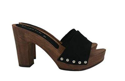 silfershoes-zoccolo-in-vera-pelle-di-camoscio-colore-nero