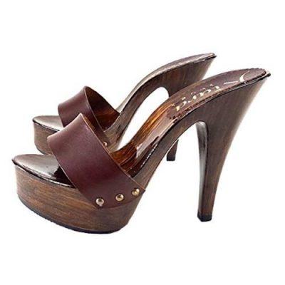 kiara shoes Zoccoli sexy
