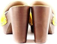 real wood mules