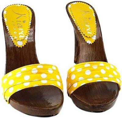 scarpe estive con tacco alto