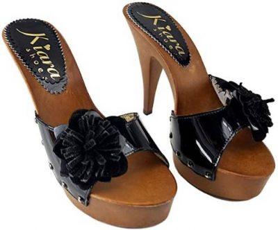 kiara shoes zoccolo