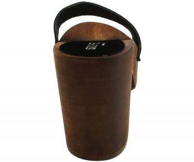 zoccolo legno artigianale