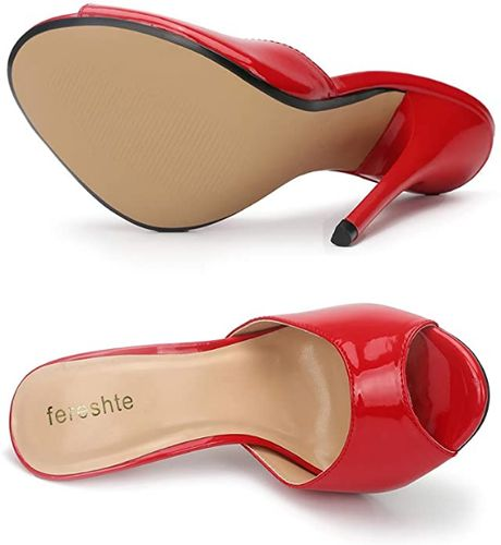 sandali stiletto