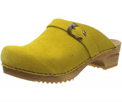 zoccoli sanita gialli