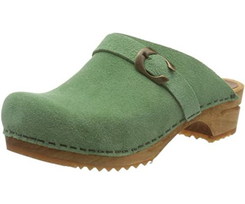 sanita clogs with strap