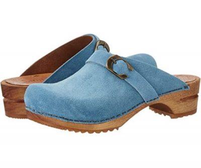 zoccoli sanita blu