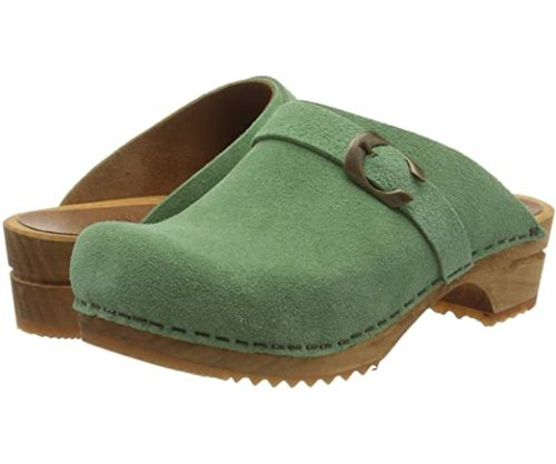 zoccoli sanita verdi