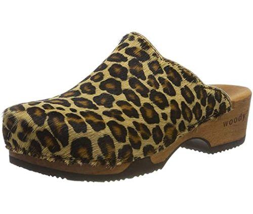zoccolo leopardato