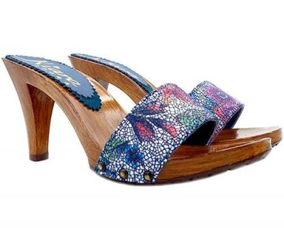 confortable summer mules