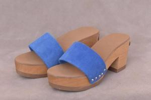 zoccoli di legno mineo